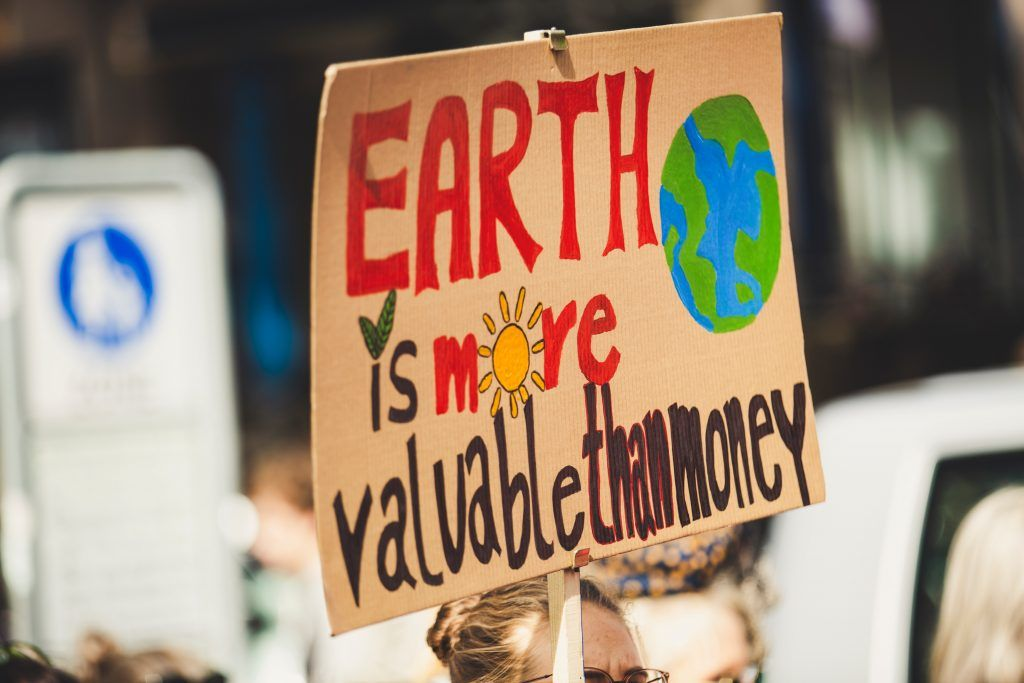 nuevo mundo laboral - consciencia social y medioambiental
