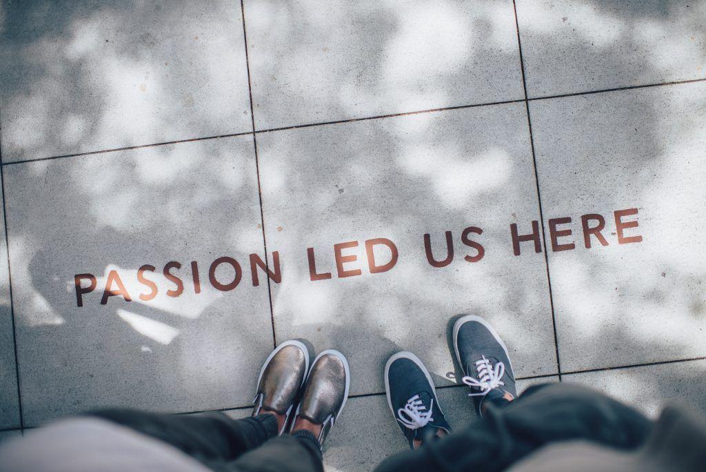 nuevo mundo laboral - pasión por el trabajo y valores